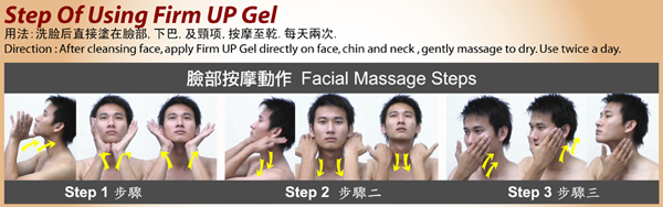 facegel-direction